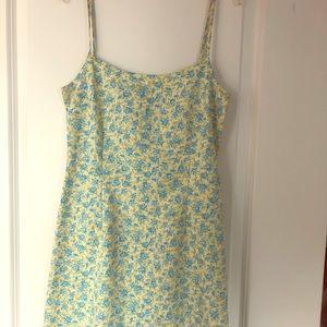 NWOT Rampage dress Summer  YELLOW 🌼